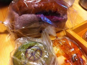 ペニーレインでパンの朝食(那須)