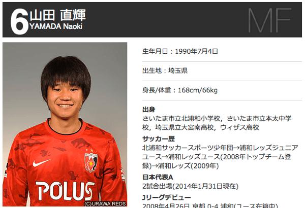 浦和レッズ・山田直輝、湘南ベルマーレにレンタル移籍