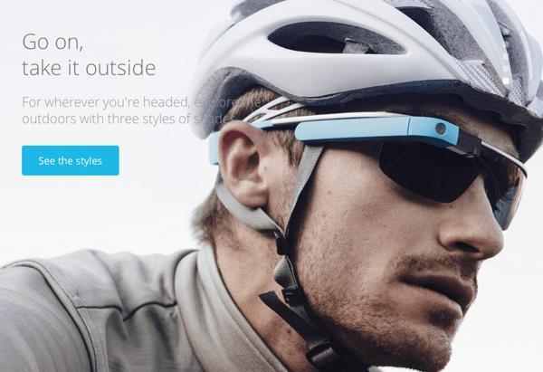 「Google Glass」いったん販売終了 → Ingress特化版が欲しいなぁ