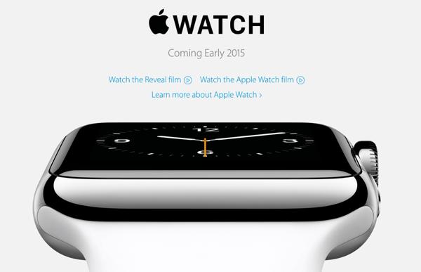 「Apple Watch」積極的にアプリを使用するとバッテリーは2.5時間!?
