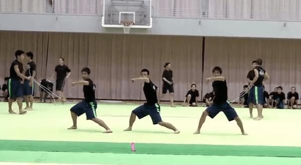 【動画】これも妖怪のせいなのか‥‥鹿児島実業新体操部が妖怪ウォッチを踊ってみたよ