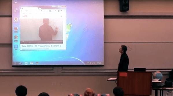 【動画】数学教師が行ったエイプリルフールの授業が凄い!