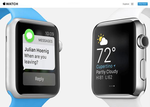【Apple Watch】バッテリー容量は205mAh、水中で15分耐えたという報告あり