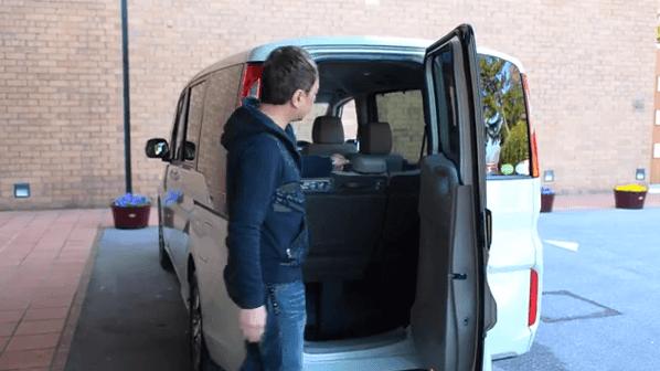 【動画あり】新型ステップワゴン、テールゲートが横にも開くサブドア機能「わくわくゲート」が面白い