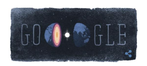 Googleロゴ「インゲ レーマン」に