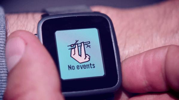 【Pebble Time】開発者向けに届いているそうですよ!技適マークも表示
