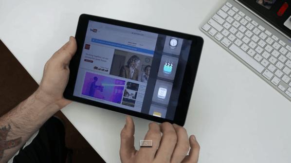 【iOS 9】iPadのマルチタスク機能など新機能を紹介する動画は必見!