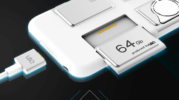 「EVOL」モジュール追加でバッテリーやカメラ、メモリなどの機能拡張できる薄さ3mmのiPhoneケース