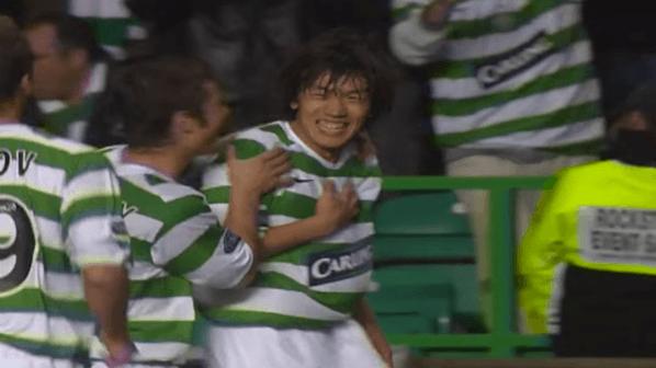 【動画】中村俊輔が37歳の誕生日を迎え、かつてプレイしたスコットランドで凄いゴールをまとめたお祝い動画が公開される