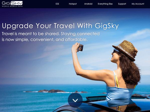 Apple SIMと提携して90カ国以上でデータ通信サービスを提供する「GigSky(ギグスカイ)」レポート記事