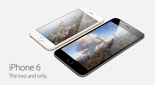 【iPhone 6s】9/9発表、9/11予約受付開始、9月18日より発売開始か?