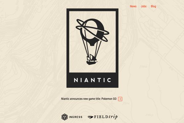 【Ingress】「Niantic, Inc.」ポケモングループ、Google、任天堂から2,000万ドルの資金調達を発表
