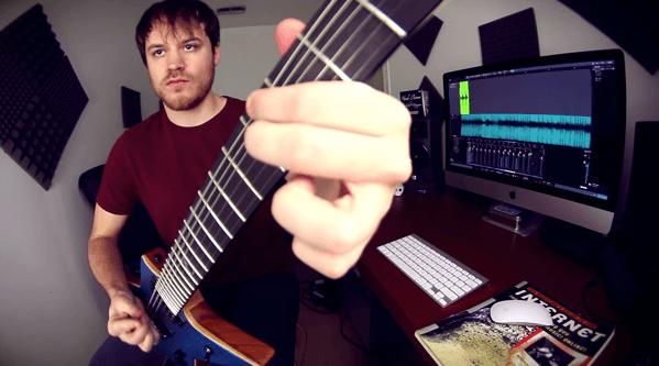 【動画】ギターの1フレットだけで奏でられる曲