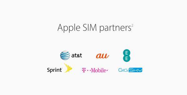 「Apple SIM」日本でも発売開始 → auの「LTEデータプリペイド」が対応