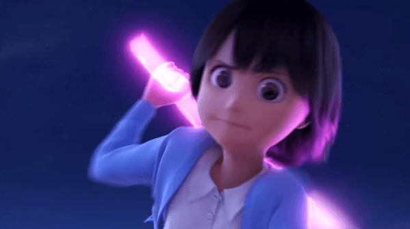 【動画】東京コスモの自主制作アニメ、ここまでできるんですね、魅力的。