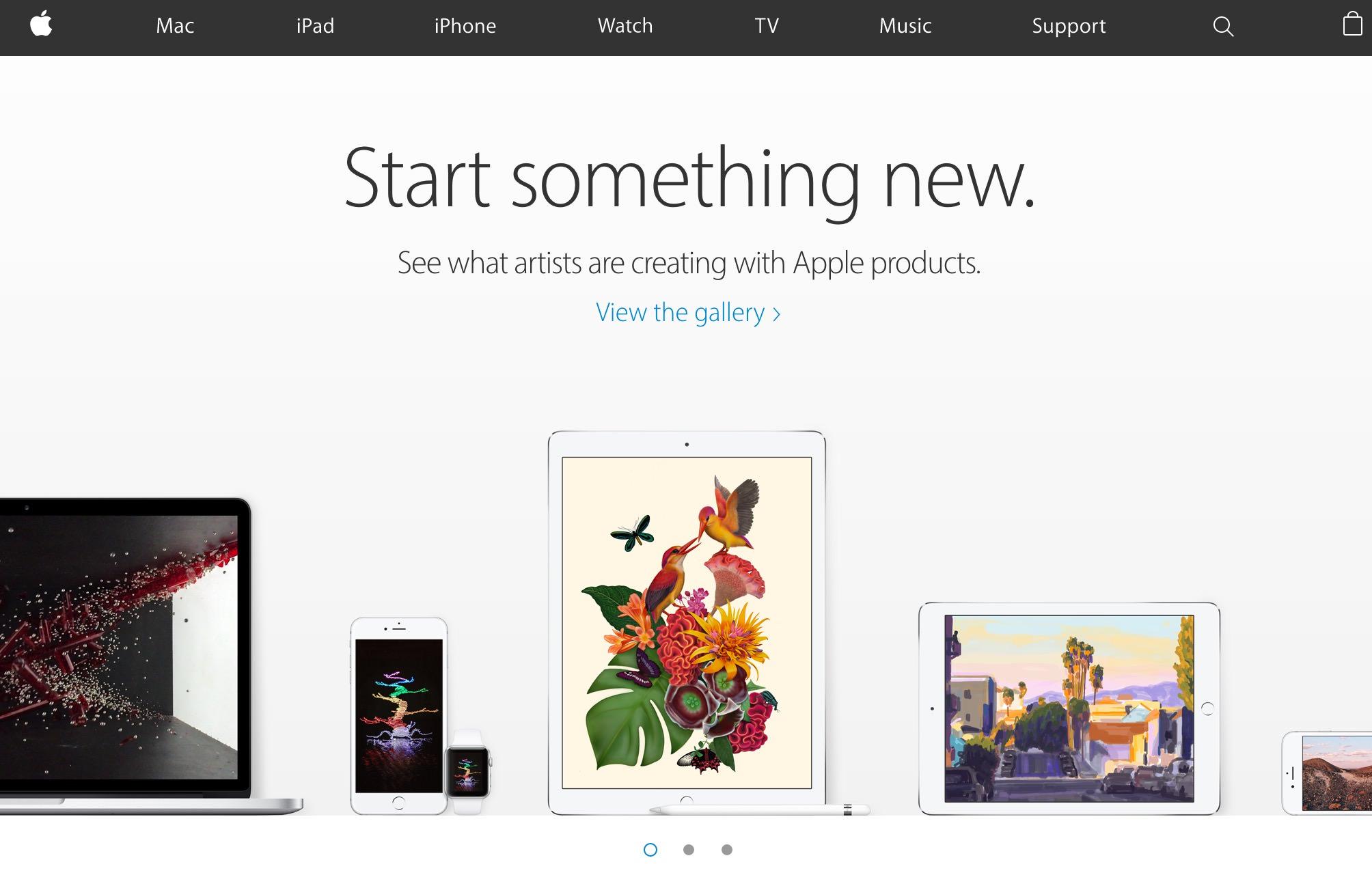 Apple、過去最高の第1四半期の売上を発表するもiPhoneの販売台数は横ばい