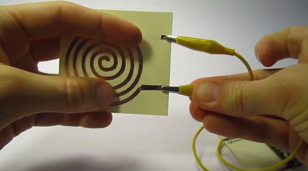 【動画】スピーカーの仕組みが分かるペーパースピーカーのテスト動画