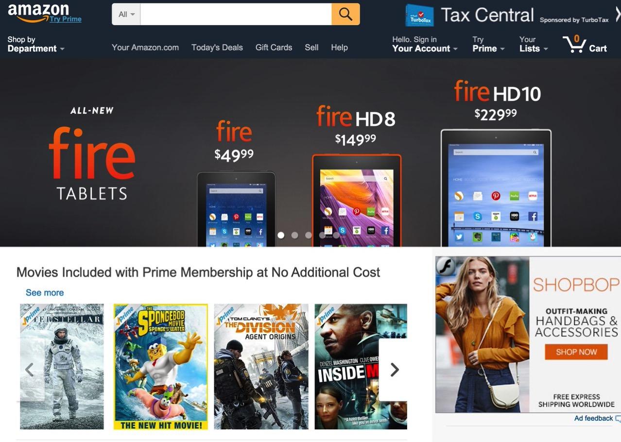Amazon.com、送料無料になる最低注文金額を49ドルに引き上げ → さらにコストコ的ビジネスモデルが進む?
