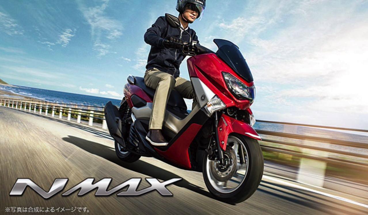 【NMAX】リッター50km超の低燃費エンジン「ブルーコアエンジン」を投入する125ccスクーター