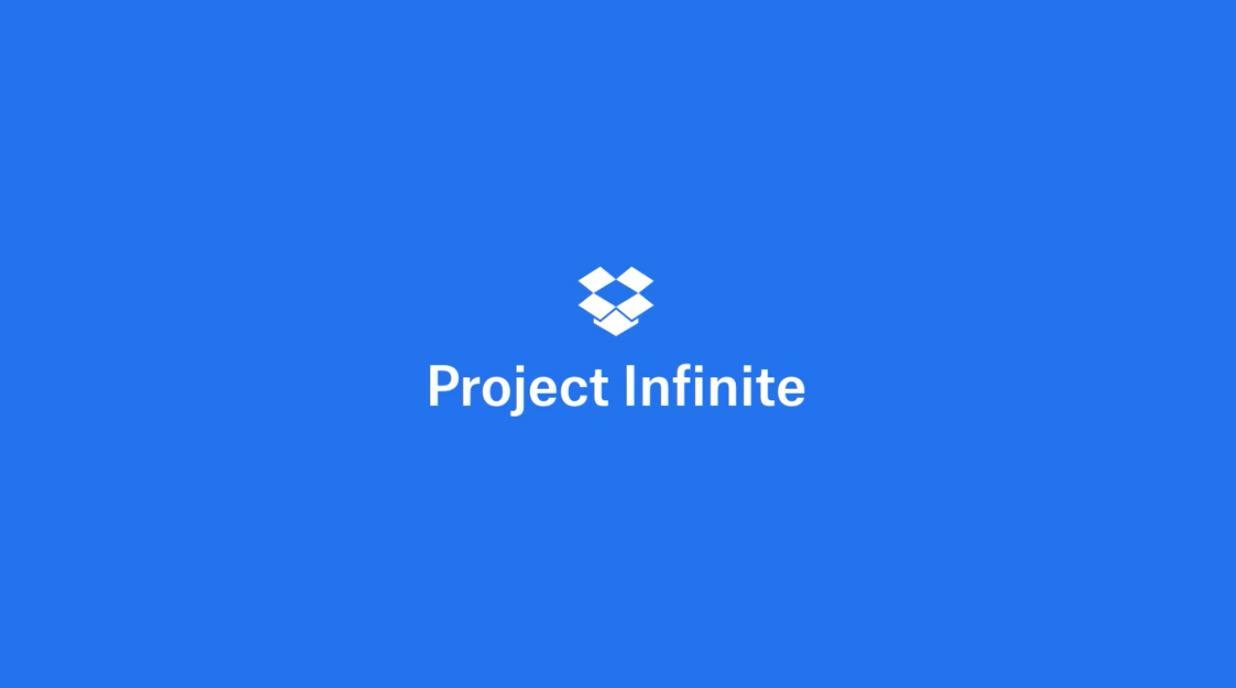Dropbox、クラウドにあるファイルをローカルにあるように扱える「Project Infinite」を発表