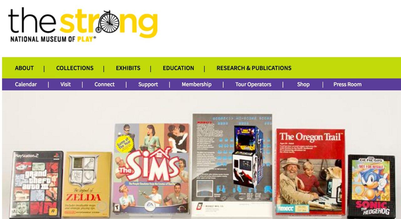 スペースインベーダーやゼルダの伝説など6作品がNYの「ストロング遊戯博物館」でビデオゲームの殿堂入り