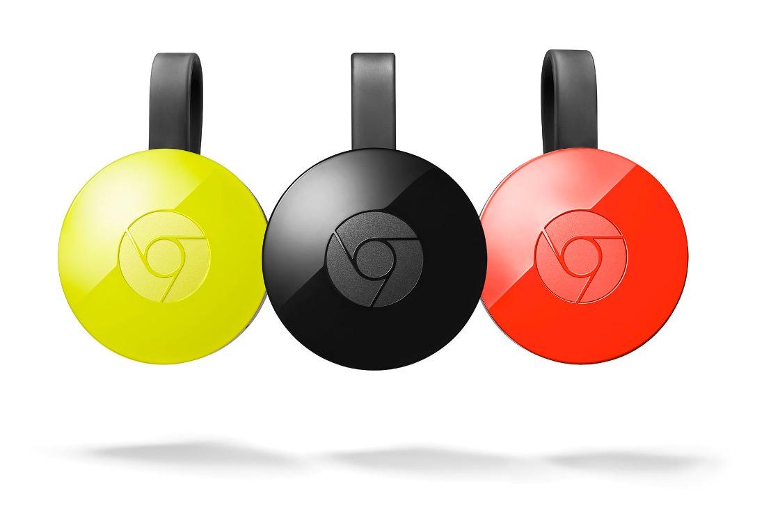 【Hulu】先着1万台で「Chromecast」が50%オフの2,489円で購入できるキャンペーンを実施