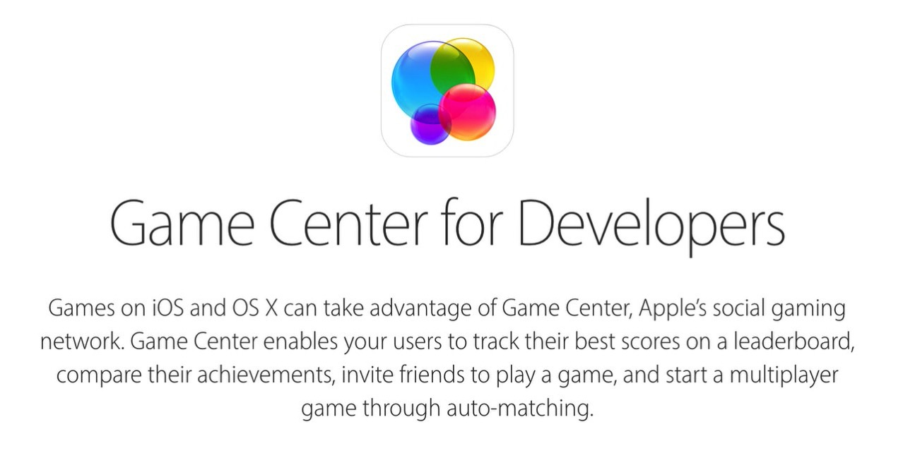 Apple、iOS 10で「Game Center」を終了