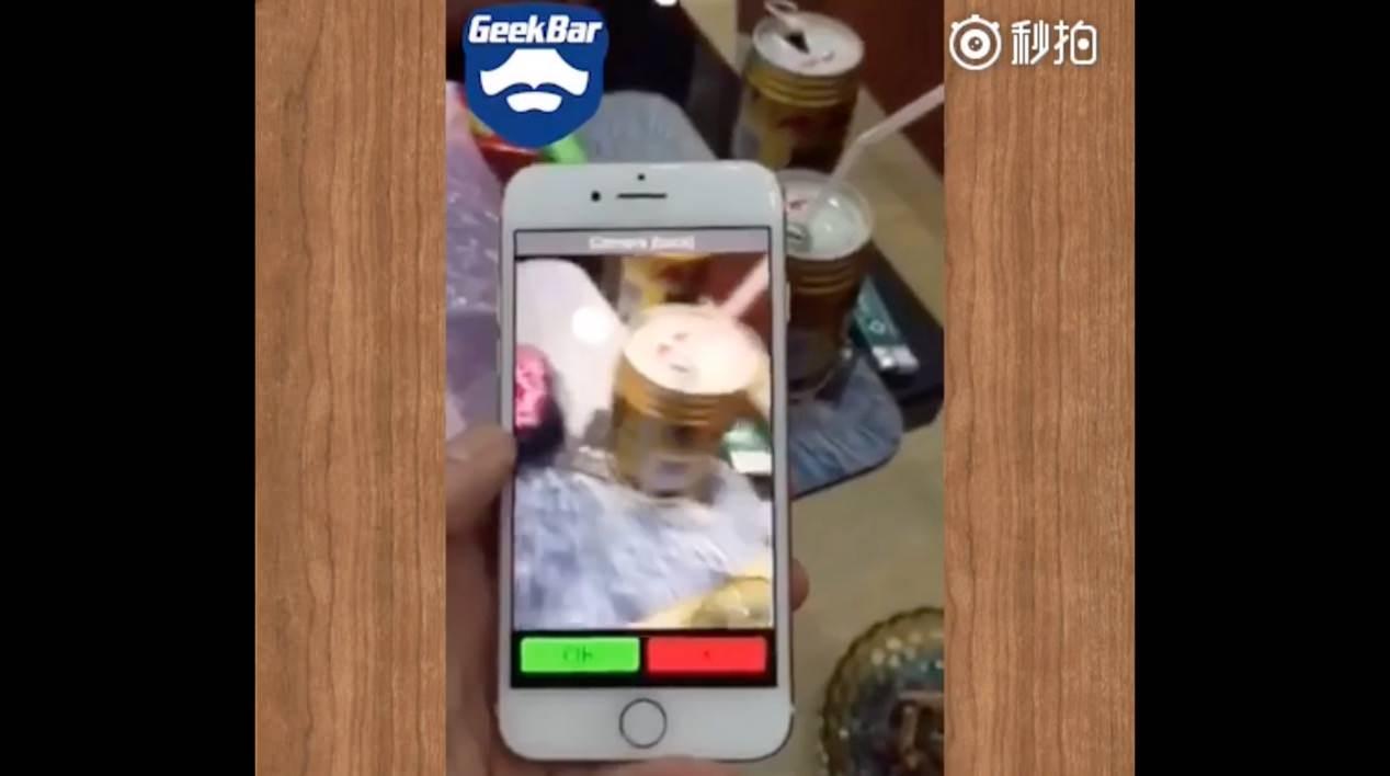 「iPhone 7」プロトタイプの動画