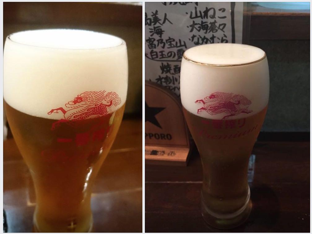 キリン生ビールアワード1位に浦和の「季節料理 加乃」