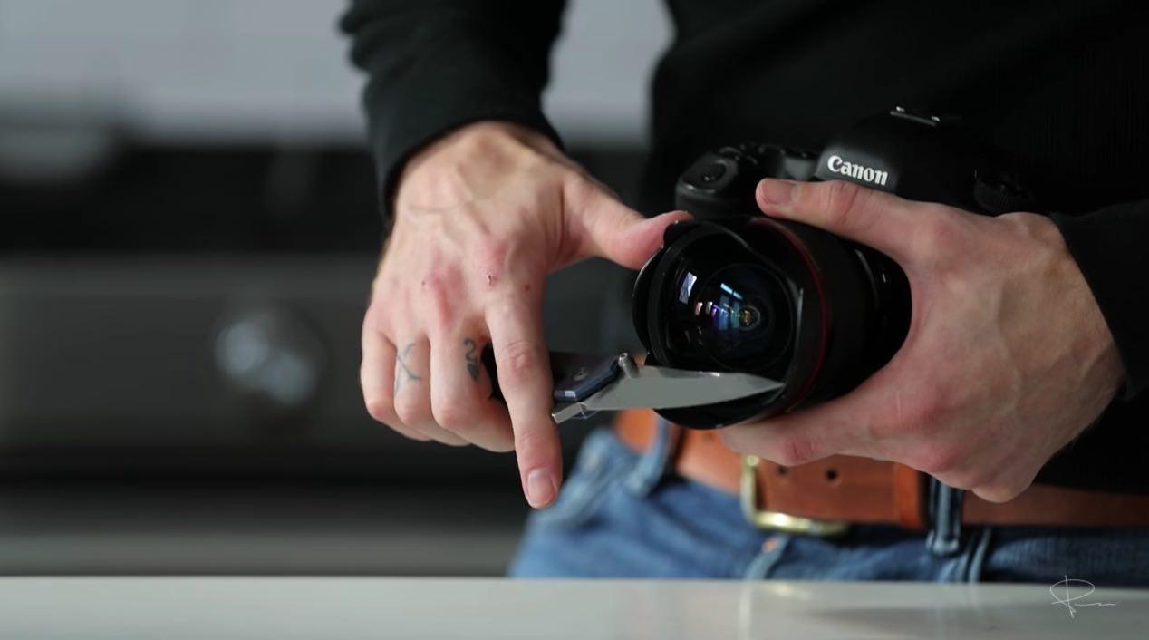 【動画】90秒で見られる写真家が実際に使っている8つのカメラ撮影ハック