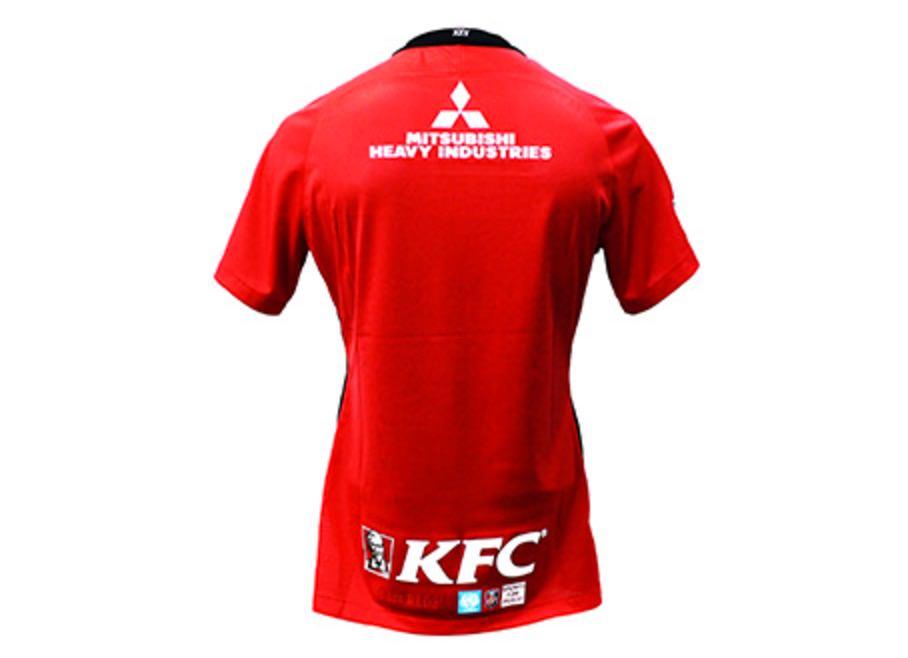 「KFC(ケンタッキーフライドチキン)」浦和レッズのトップパートナーに