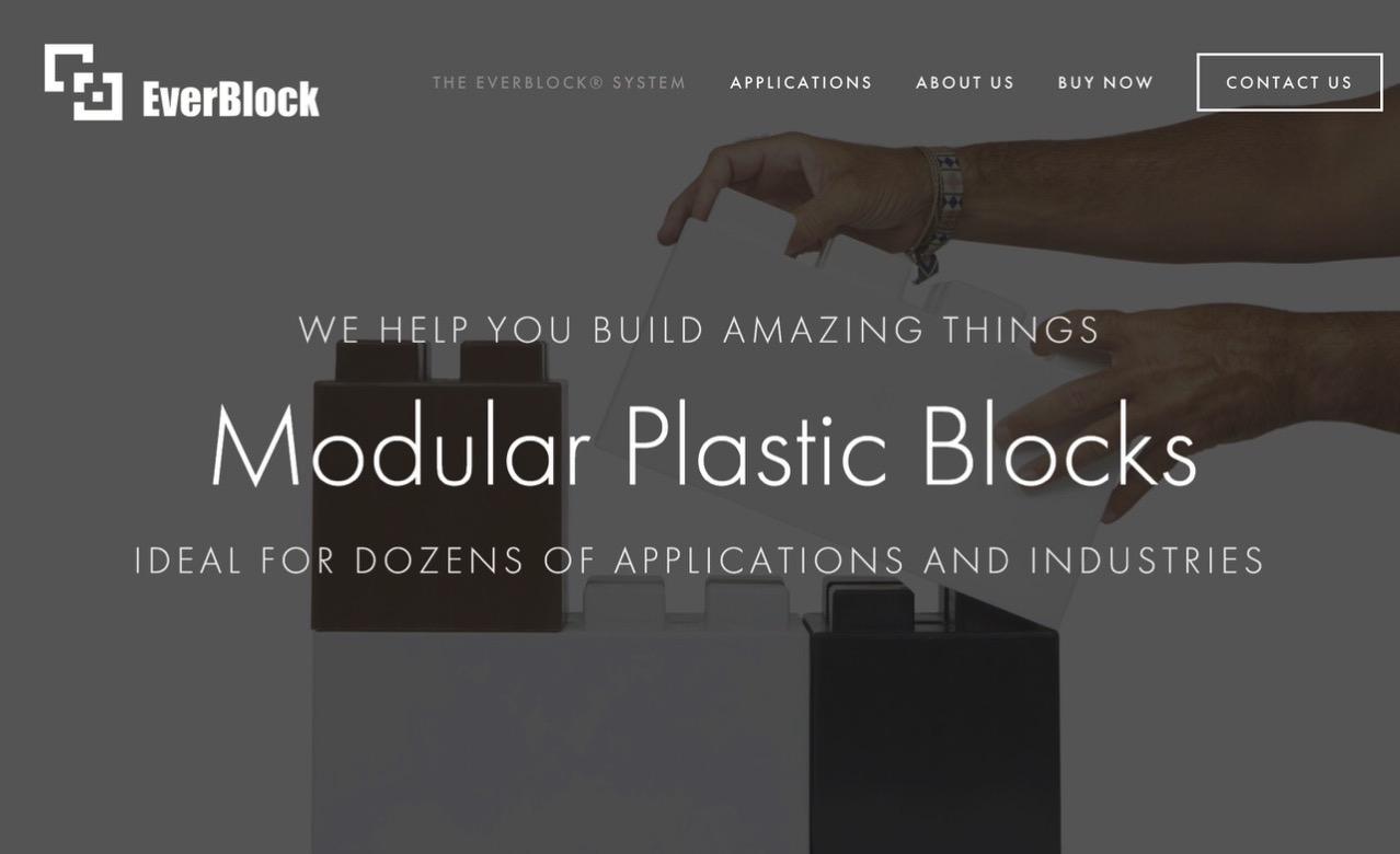 部屋の模様替えに大人のレゴ「EverBlock」を使ったら簡単そうだ