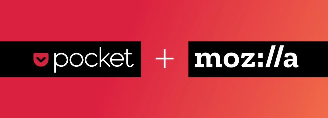 Mozilla、あとで読むサービスの「Pocket」を買収