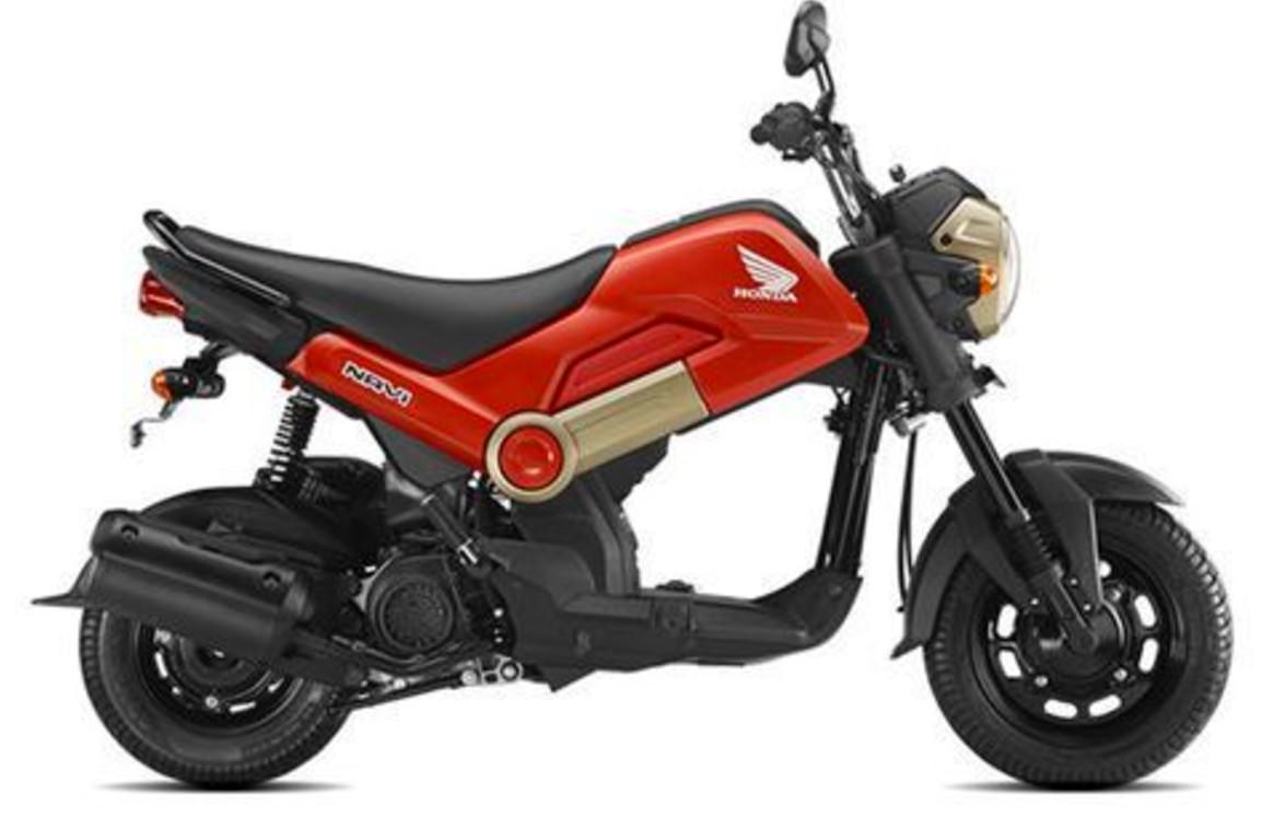 インド生まれの110ccスクーター‥‥?グロムみたいな「NAVI(ナビ)」しかも9万円