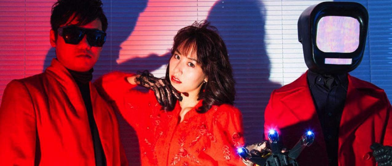 ジャパニーズ歌謡エレクトロユニット、サテライトヤングがディープラーニングを駆使したMV「Dividual Heart」公開