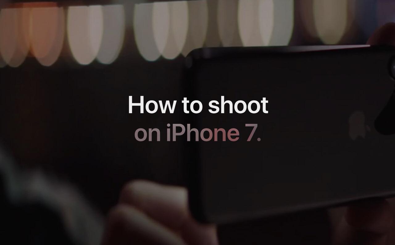 これはオススメ!Appleが解説する「iPhone 7」の写真撮影テクニック16個