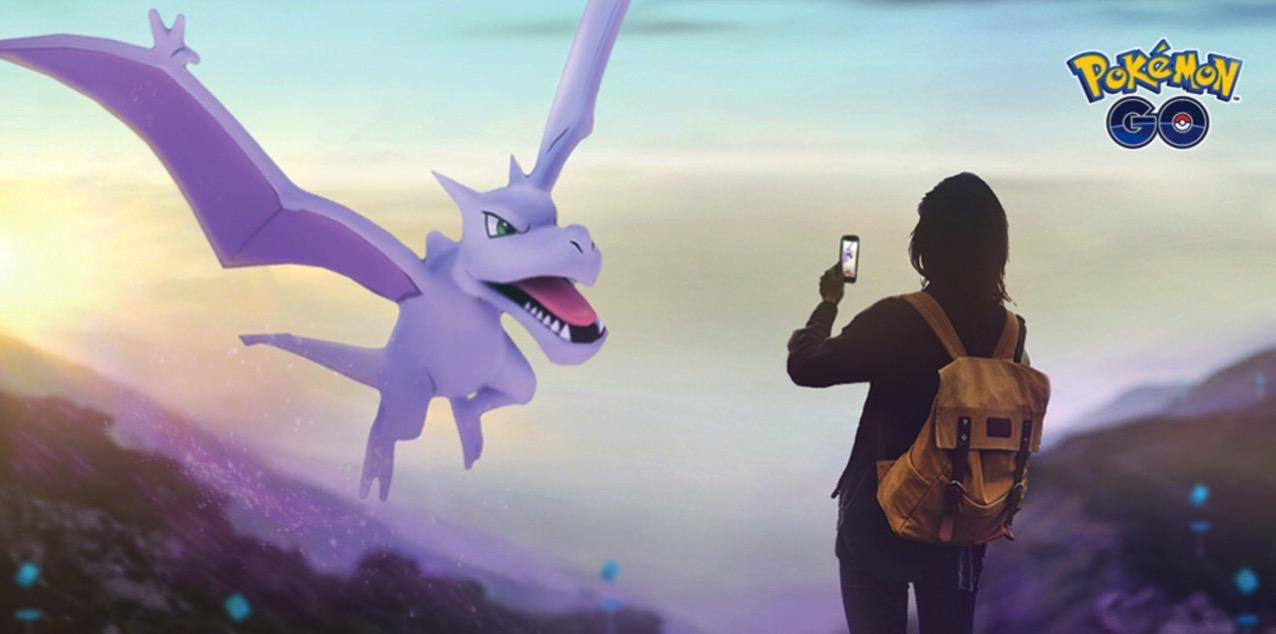 【ポケモンGO】いわタイプポケモンが出現しやすい「Pokémon GO アドベンチャーウィーク」開催 〜通常より多くの「どうぐ」が貰えたり4倍の早さで「アメ」を見つけたり