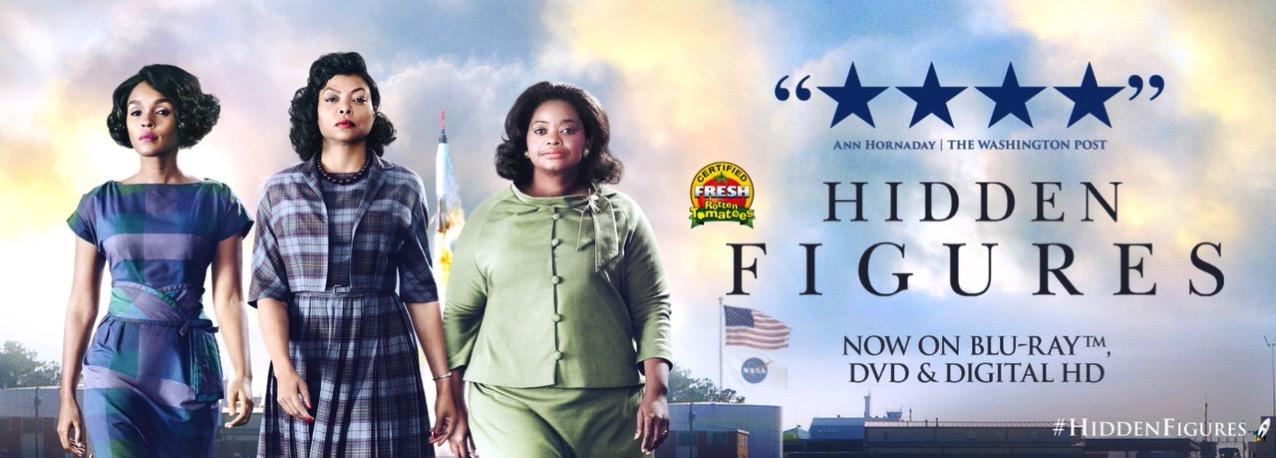 「Hidden Figures(ドリーム 私たちのアポロ計画)」3人の黒人女性がNASAで差別と戦い偉業達成した物語
