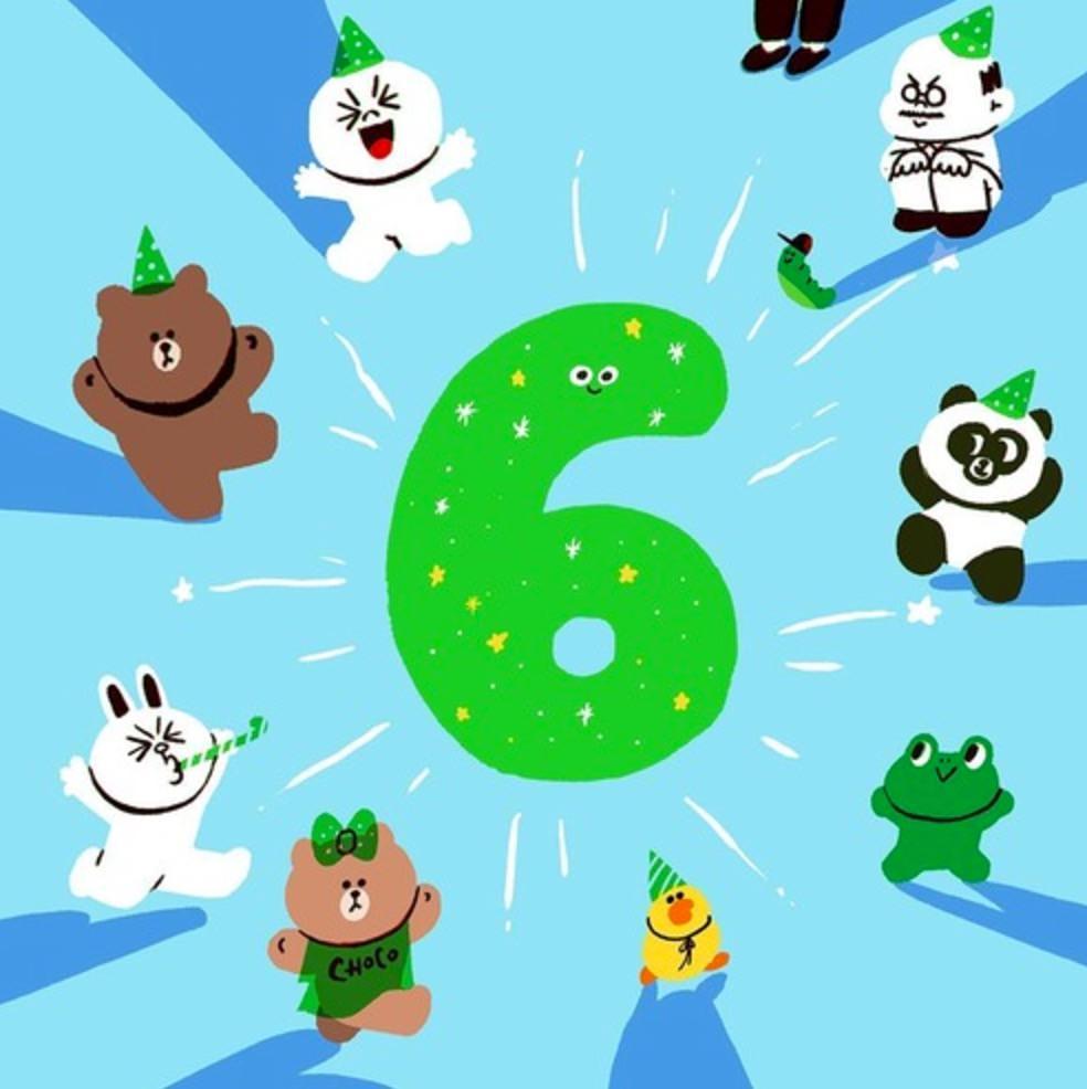 【LINE Pay】LINEの6周年で「LINE Payカード」の買い物のポイントが2倍の4%に!