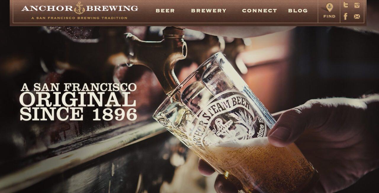 サッポロ、アメリカのクラフトビール企業「Anchor Brewing Company(Anchor)」買収を発表