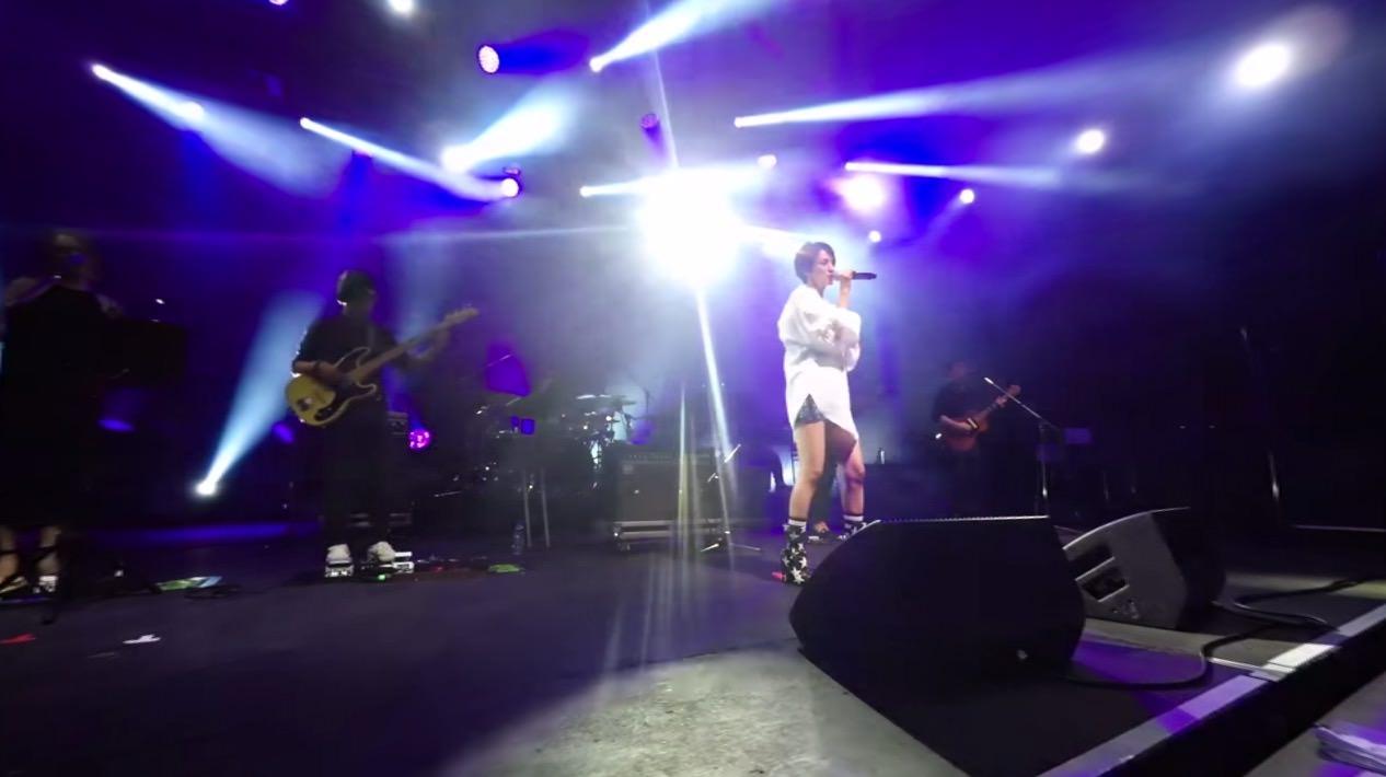 フジロックで満島ひかりがヴォーカル参加したMONDO GROSSOの「ラビリンス」公式ライブ映像が公開