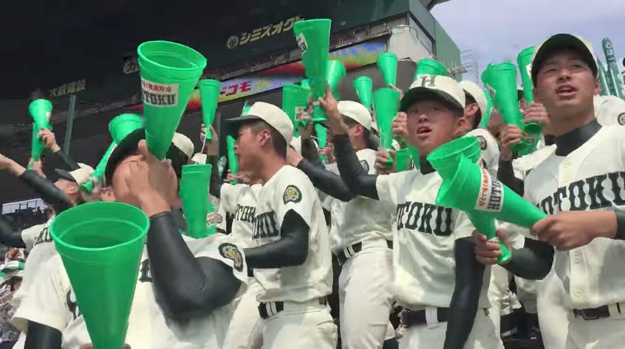 エッサエッサー♪高校野球の応援「アゲアゲホイホイ」とは?