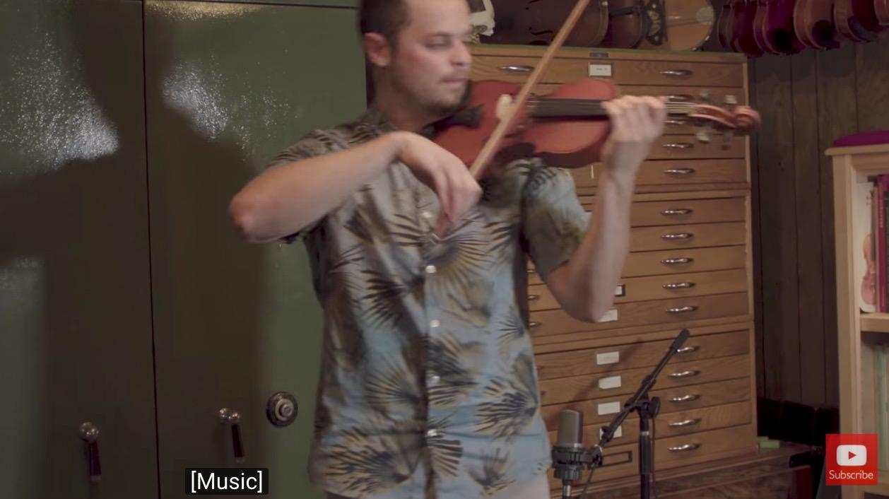 62ドルのバイオリンと285,000ドルのバイオリンを弾き比べてみた動画