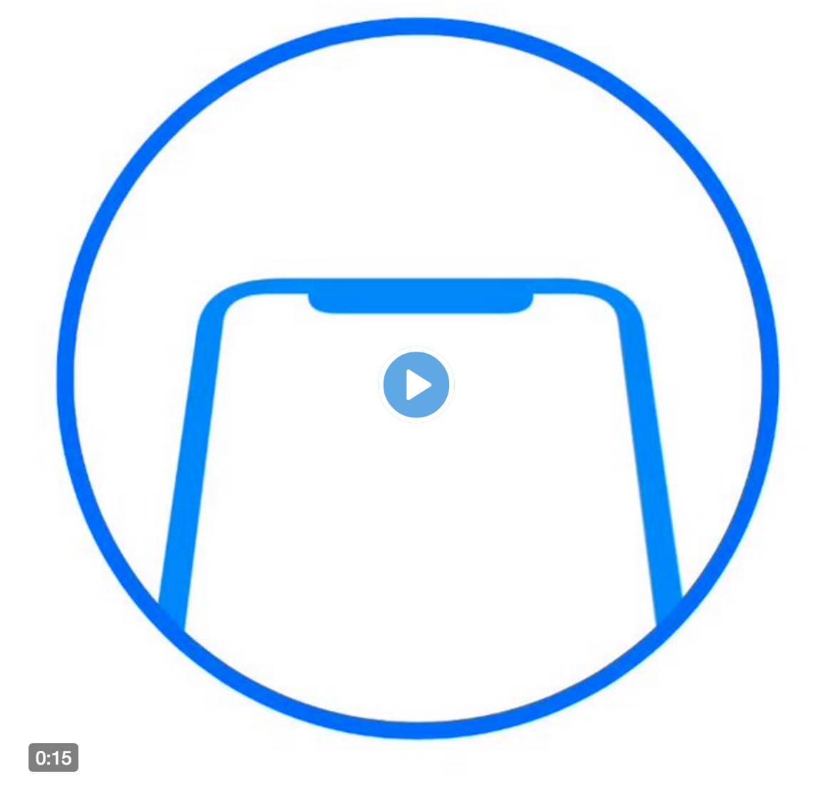 【iPhone 8】HomePadのファームウェアから「iPhone 8」と思しきアニメーションが見つかる