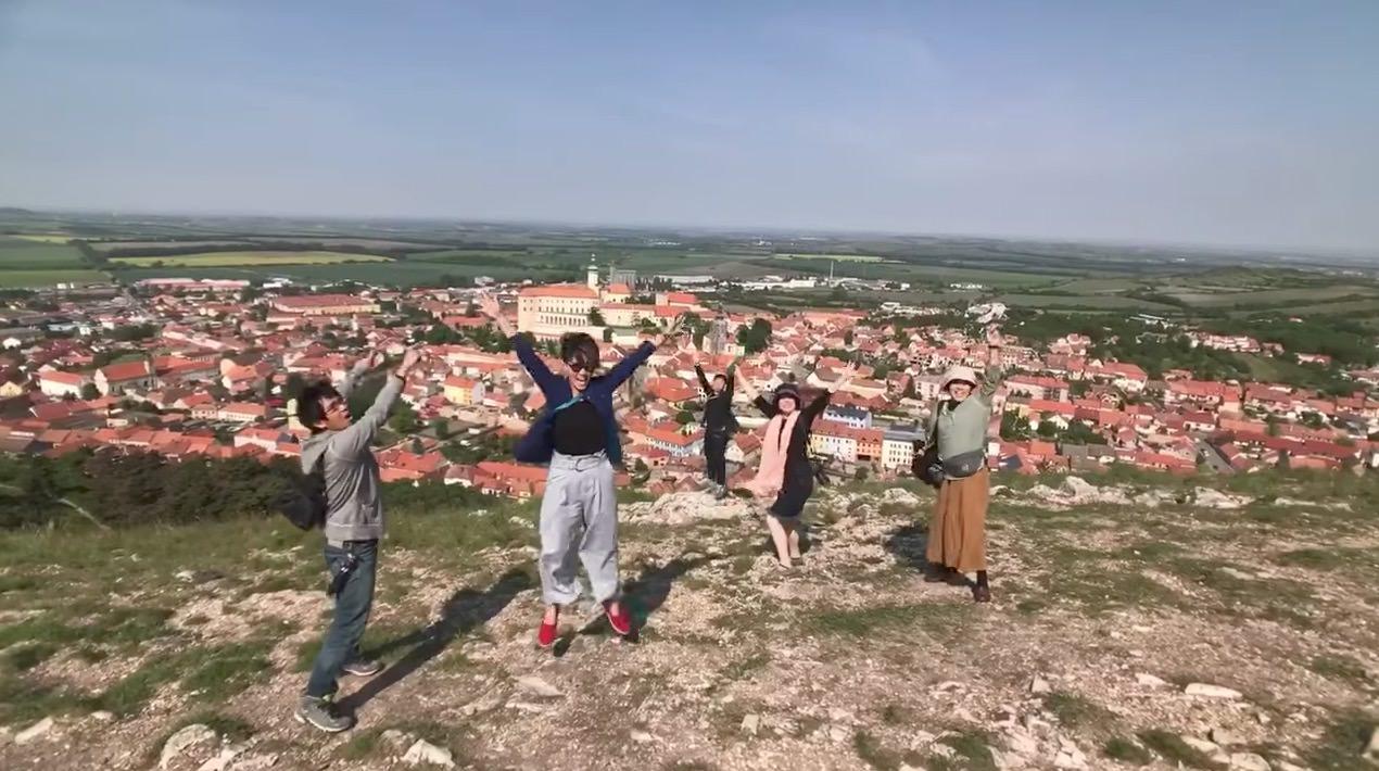 【インスタビデオ】ブロガー9人が旅して歩いた「みんなが知らないチェコの地方都市の旅」