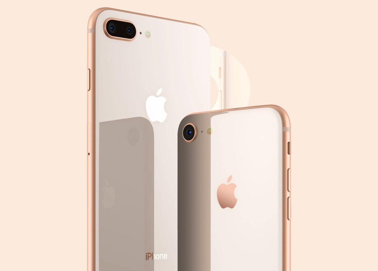 本日9月22日より「iPhone 8」「iPhone 8 Plus」発売開始
