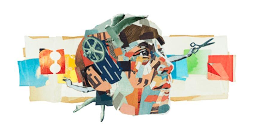 Googleロゴ「ハンナ ヘッヒ」に(ドイツの芸術家)