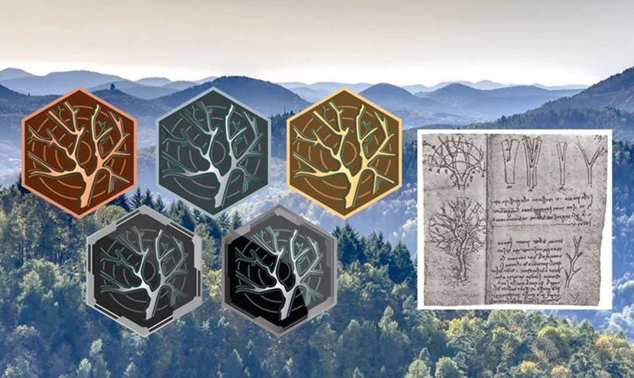 【Ingress】5周年で「The Wisdom of Trees」メダル配布&L7/8レゾが2本ずつ挿せるイベントが発動