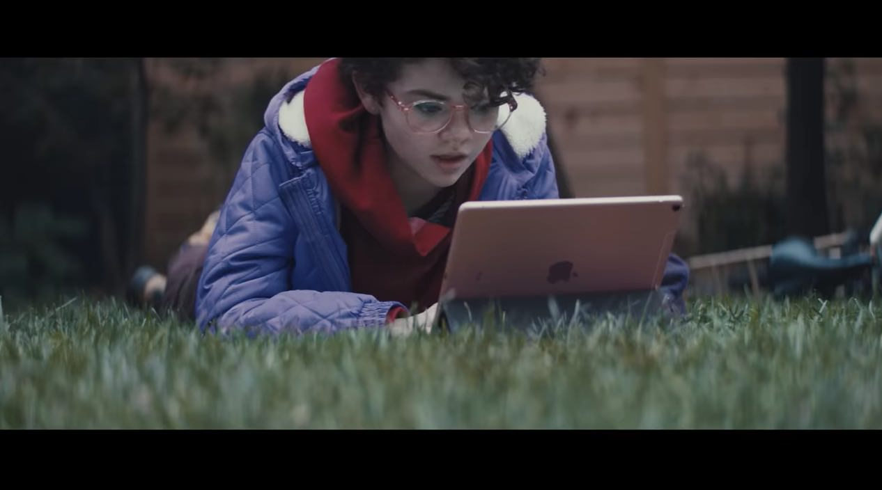 iPad Pro + iOS 11のテレビCMを見ると子供に買ってあげたくなるよね‥‥