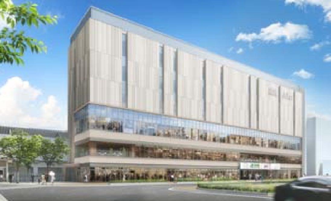 JR浦和駅西口ビルが開業(アトレ浦和とフィットネス)